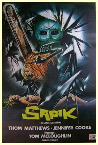 friday the 13th turkish movie poster